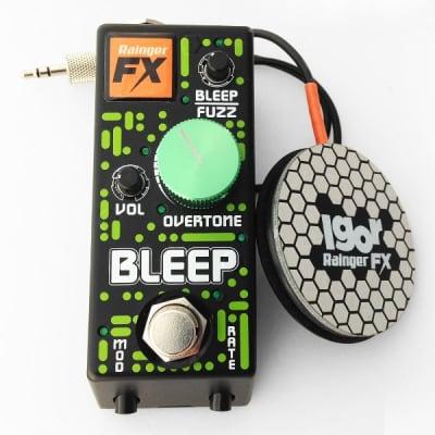 Rainger FX Dr. Freakenstein Dwarf Bleep with Igor Pressure Pad Controller