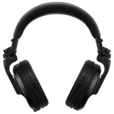Pioneer DJ HDJ-X5 DJ Headphones, Black