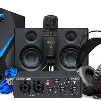 Presonus AudioBox Studio Ultimate Bundle - 25th  - RETURN