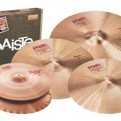 Paiste 2002 Classic Big Sound Box Set image