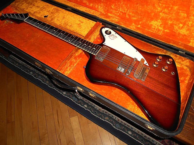 1964 Gibson Firebird III Sunburst | Best guitars