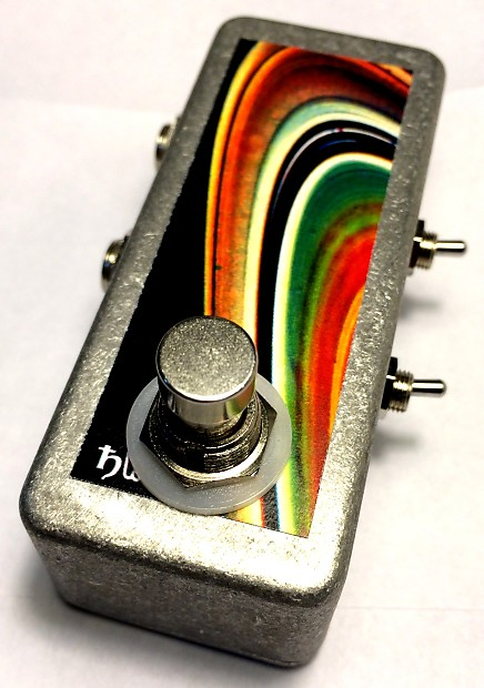 Saturnworks Dual Tap Tempo w/ Polarity Switch Normally Closed or Normally  Open - for Boss EXH & more