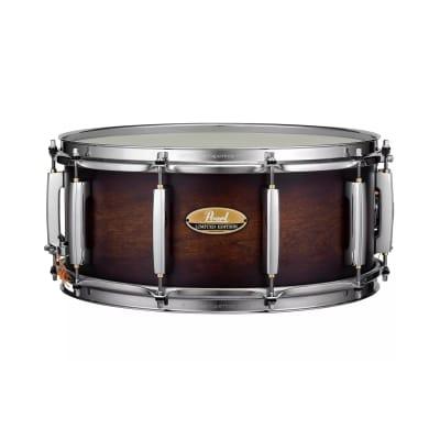 """Pearl PF1565S Wood Fiberglass 15x6.5"""" Snare Drum"""