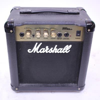 Marshall MG10CD Combo Guitar Practice Amp