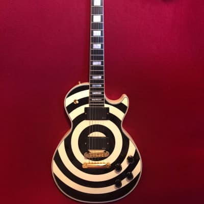 Gibson Zakk Wylde Les Paul Custom 2006 Bullseye for sale