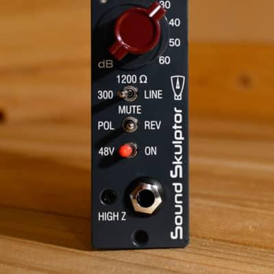 Sound Skulptor MP573 - 500 Series Module on ModularGrid