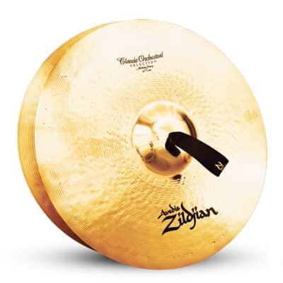 "Zildjian 20"" A Classic Orchestral Selecton Medium Heavy Cymbal"