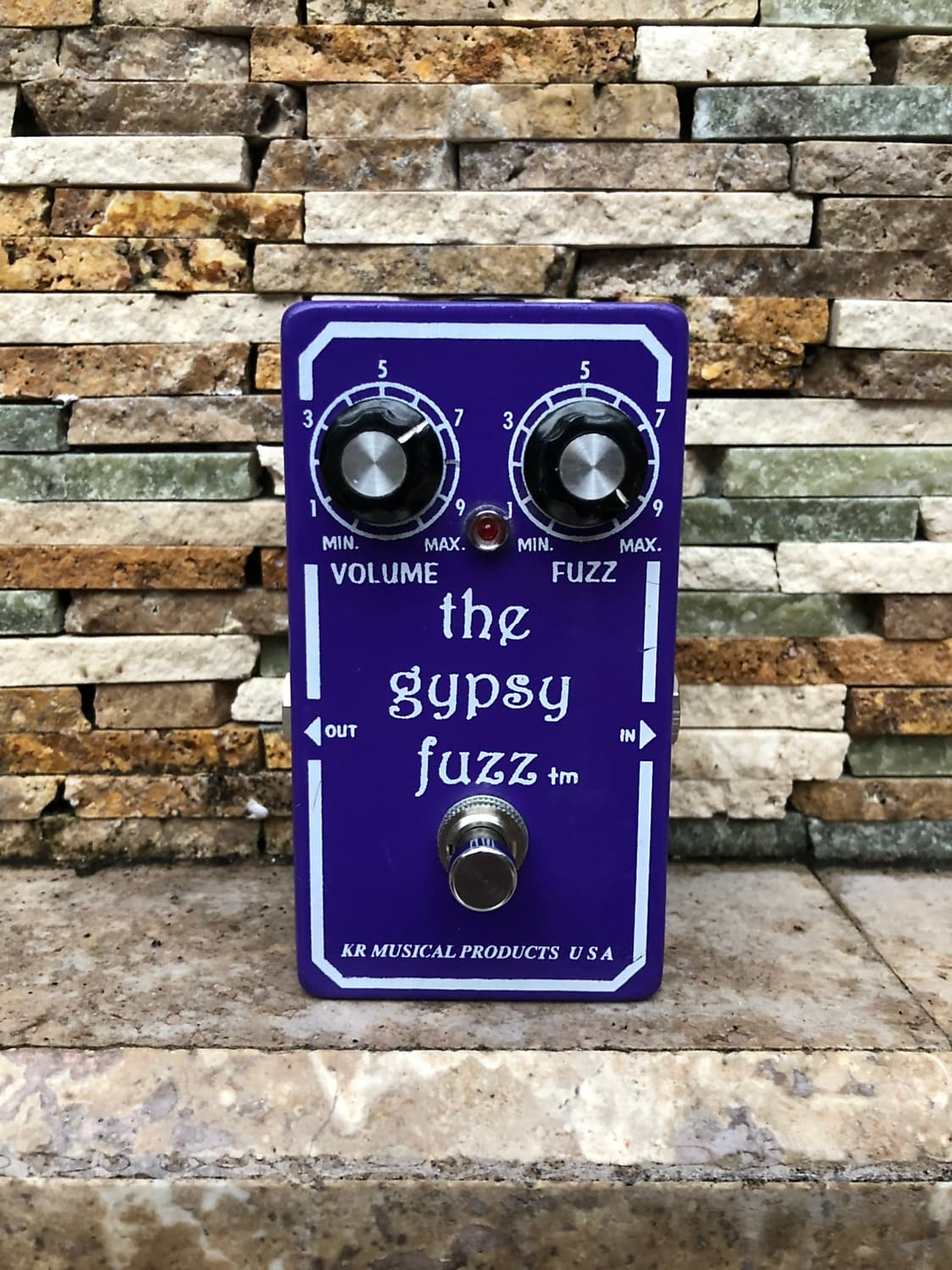 KR Musical Products Gypsy Fuzz     The BEST Silicone Fuzz on the planet!  Jimi Tones for DAYS