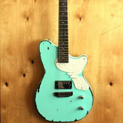 Margasa USA Kashmir, Custom Handbuilt Vintage Style Electric Guitar 2016 for sale