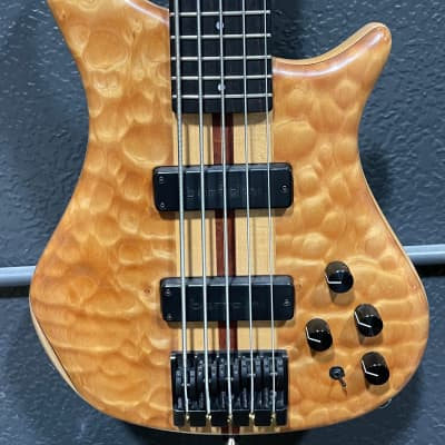 Pedulla Thunderbass  Quilt maple for sale