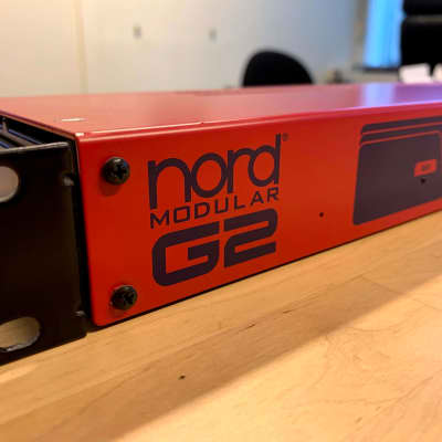 Nord Modular G2 Engine Software-Controlled Rackmount Synthesizer