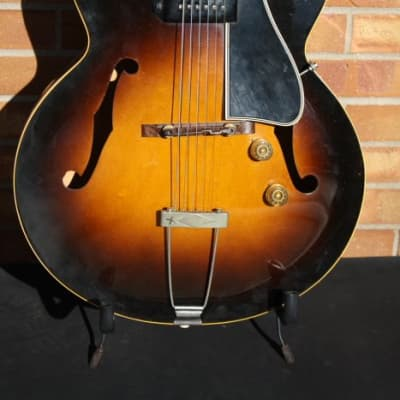 1951 Gibson ES-150 with Original Hard Shell Case for sale