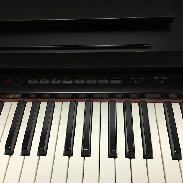 roland ep95 electric piano w speakers reverb. Black Bedroom Furniture Sets. Home Design Ideas