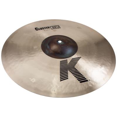 "Zildjian 18"" K Series Cluster Crash Cymbal"