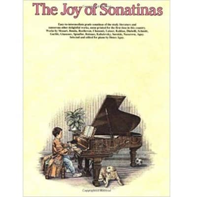 The Joy of Sonatinas: 19 Early-to-Intermediate Sonatinas (Piano Solo)