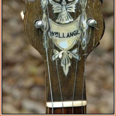 1924 Paramount Style C Plectrum Banjo   EXC for sale