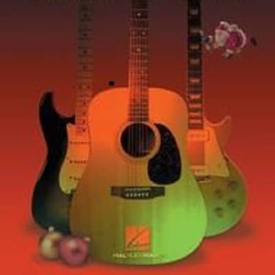 Hal Leonard Ultimate Guitar Christmas Fake Book