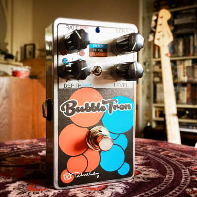 Keeley BubbleTron Flanger/Phaser