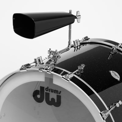 DW Accessories : Claw Hook Clamp BD Hoop Percussion Mount