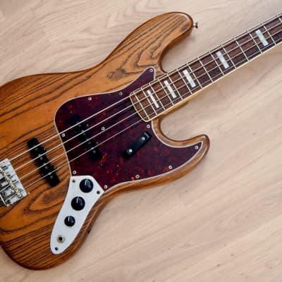 1988 Fender Jazz Bass '75 Vintage Reissue Walnut Japan MIJ, Fullerton USA Pickups for sale