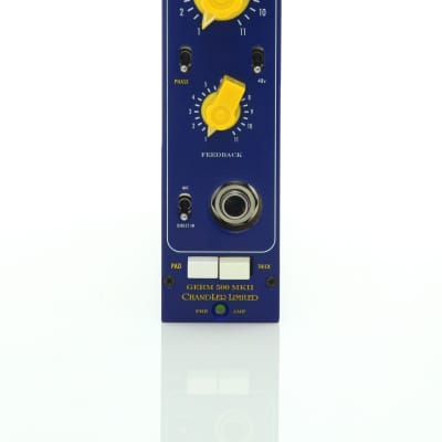 Chandler Limited Germ 500 MKII Preamp