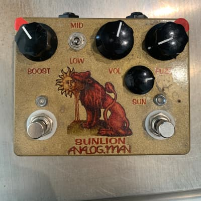 Analogman  Lion King - Last One Built Used a signed by Neils Lofgreen