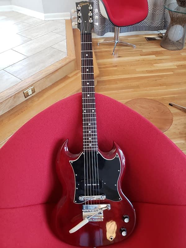 Rare 2006 Gibson SG Junior- 1968 reissue   michael's Shop
