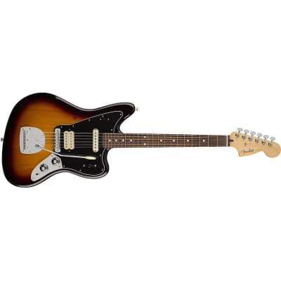 Fender Player Jaguar 3 Tone Sunburst Pau Ferro for sale