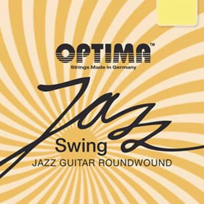 Optima Jazz Swing Roundwound 1947EL 11-49