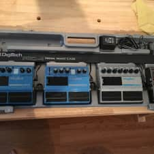 DigiTech Pedals and powered board