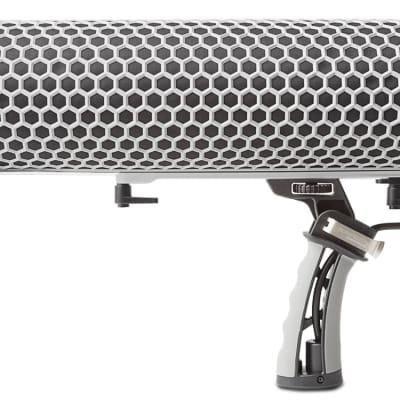 Marantz Pro ZP-1 Blimp-style Microphone Shotgun Mic Windscreen Shockmount ZP1