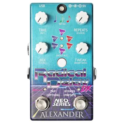 Alexander Radical Delay DX NEO