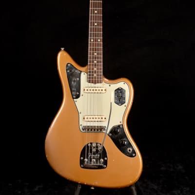 Pre-CBS Fender Jaguar 1964 Firemist Gold + OHSC
