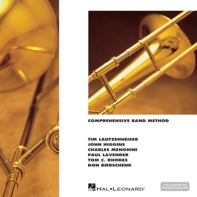 Essential Elements for Band – Trombone Book 1 with EEi