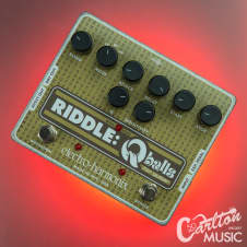 Electro-Harmonix Riddle: Q Balls Envelope Filter