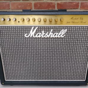 Marshall Model 5212 50-Watt 2x12 Split Channel Reverb Combo