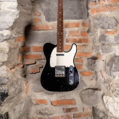 Fender Custom Shop Telecaster Custom 61 Relic Black Binding 2012 Used Perfect Condition 2012