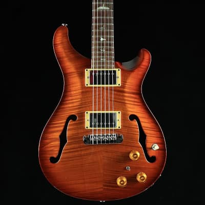 PRS McCarty Hollowbody I - McCarty Tobacco Burst - 10 Top