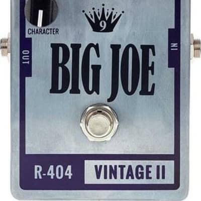 Big Joe Stomp Box Company Analog Vintage II R-404 | Raw Series - Overdrive