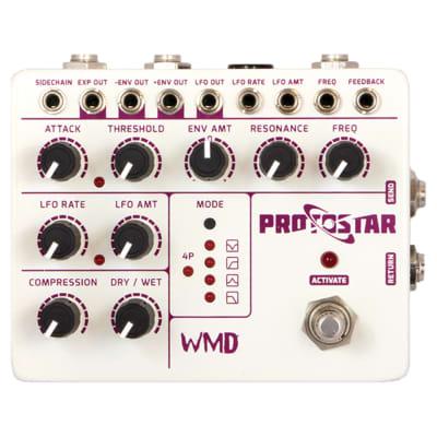 WMD Protostar Harmonic Density Engine Filter Pedal