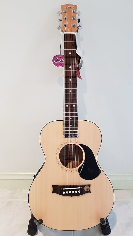 maton mini em 6 acoustic electric guitar 2019 ap5 all solid reverb. Black Bedroom Furniture Sets. Home Design Ideas