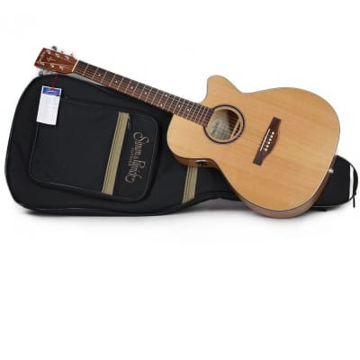 Simon & Patrick CW GT Concert Hall Cedar QIT + Tasche for sale