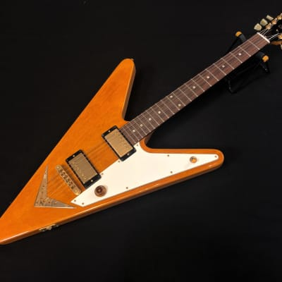 Gibson Reverse Flying V 2007 Natural for sale