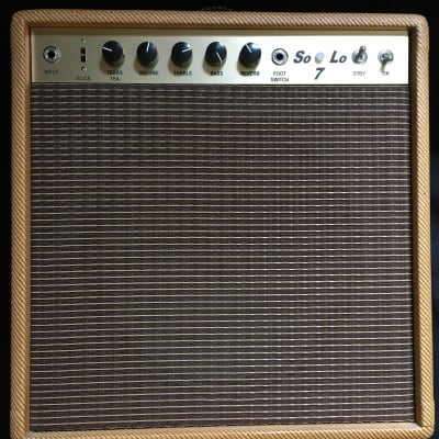 Kendrick So-Lo 7 guitar amplifier - Awesome tone in a small package! for sale