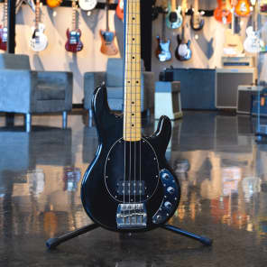 Music Man Stingray Black 1978