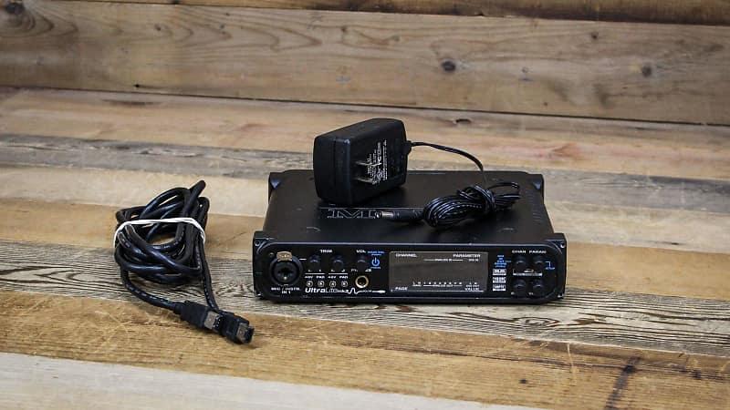 Motu Ultralite Mk3 Firewire Interface W Cable Reverb