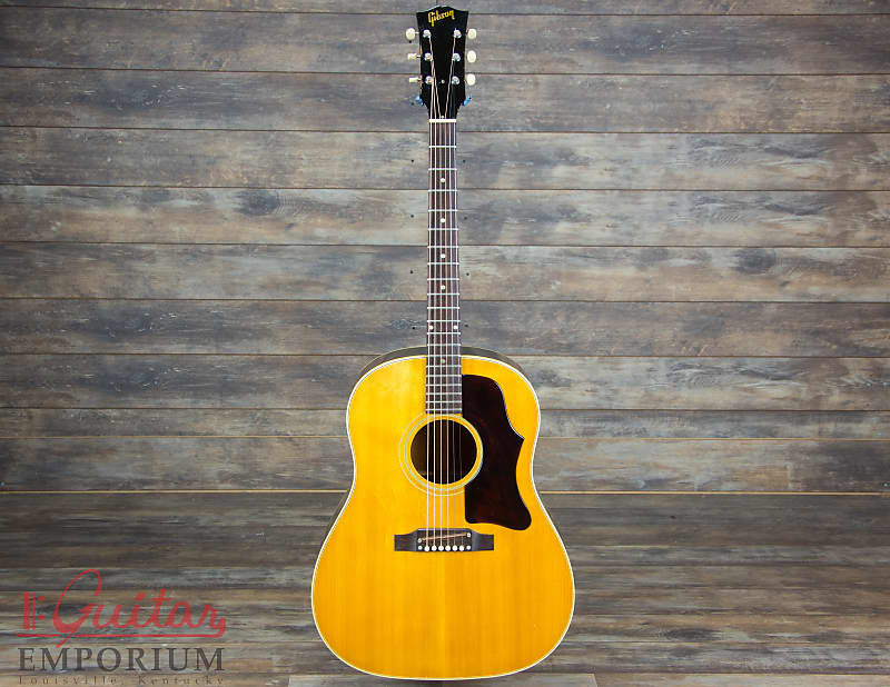 20803994ee3 Gibson J-50 1967 Natural great playing J50 vintage acoustic | Reverb