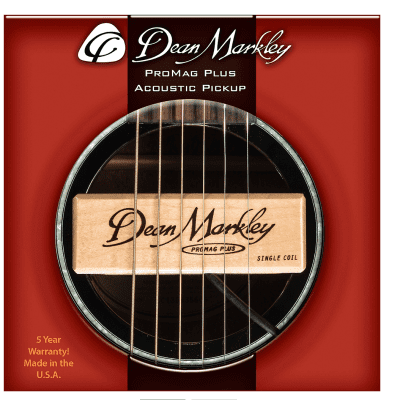 NEW! Dean Markley DM3010 Acoustic Pickup for sale