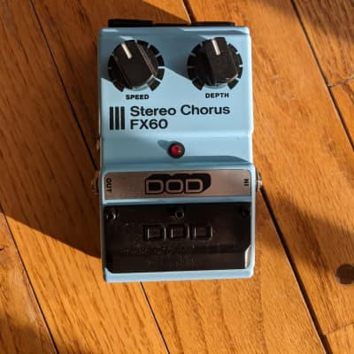 DOD Stereo Chorus FX60 (The Original, Made in USA) for sale