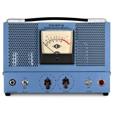 Acme Audio MTP-66 Motown Tube Direct Preamp / DI